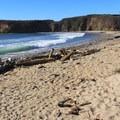 Andrew Molera State Beach.- Beach Trail