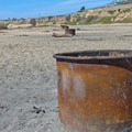 Fire pits are available at Seabright Beach.- Seabright Beach