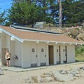 Restrooms at Seabright Beach.- Seabright Beach