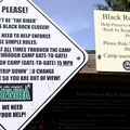 Some of the regulations that keep Black Rock safe and accessible.- Black Rock Mountain Bike Area
