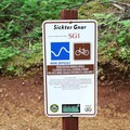 Black Rock Mountain Biking Area hosts several trails that can accommodate riders of all skill levels.- Black Rock Mountain Bike Area
