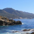 Looking south toward Carmel Highlands.- Point Lobos State Natural Reserve