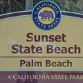 A strip of beach connects Palm Beach State Park with the larger Sunset State Beach.- Palm Beach State Park