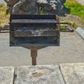 Barbeque pits are available at Seacliff State Beach.- Seacliff State Beach