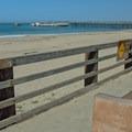 Great views at Seacliff State Beach.- Seacliff State Beach