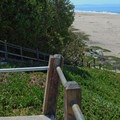 Stair access only.- Beer Can Beach