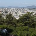 As it's name suggests, Buena Vista offers excellent views of San Francisco.- Buena Vista Park