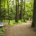 Paradise Point State Park Campground.- Paradise Point State Park Campground