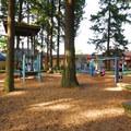 Peninsula Park playground.- Peninsula Park