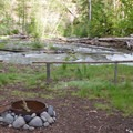 Cleator Bend Group Campground.- Cleator Bend Group Campground