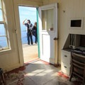 The Lighthouse keepers' quarters.- Point Reyes Lighthouse
