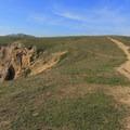Chimney Rock Trail.- Chimney Rock