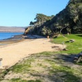 Heart's Desire Beach in Tomales Bay State Park.- Tomales Bay State Park