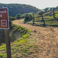 McClures Beach Trailhead.- McClures Beach