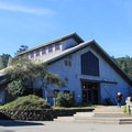Bear Valley Visitor Center, Point Reyes National Seashore headquarters.- Point Reyes National Seashore