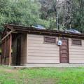 Restrooms in Potwisha Campground.- Potwisha Campground