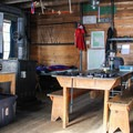 Pear Lake Ski Hut.- Pear Lake Ski Hut