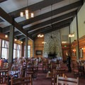 The Dining Room at Wuksachi Lodge.- Wuksachi Lodge