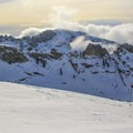 Views around Winter Alta.- Winter Alta Backcountry Ski