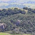 Rock City in Mount Diablo State park.- Mount Diablo State Park