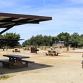 Summit picnic area.- Mount Diablo State Park