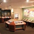 Mount Diablo's visitor center.- Mount Diablo Summit