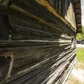The Barker Cabin in West Hylebos Wetlands Park.- West Hylebos Wetlands Park