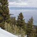 Rubicon Peak.- Rubicon Peak