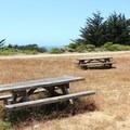 The picnic area off Old San Pedro Road.- Montara Mountain