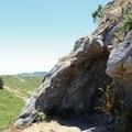 Cave on Peak Mountain (1830').- Montara Mountain