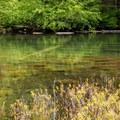 Wahtum Lake.- Chinidere Mountain + Wahtum Lake Hike