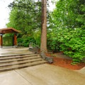 Snoqualmie Falls Upper Park.- Snoqualmie Falls