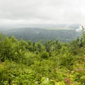 View south from the lower viewpoint.- Poo Poo Point via Chirico Trail