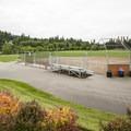 Lewis Creek Park baseball field.- Lewis Creek Park