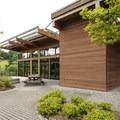 Lewis Creek Visitor Center.- Lewis Creek Park