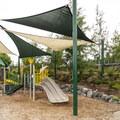 Lewis Creek Park playground.- Lewis Creek Park