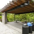 Lewis Creek Park picnic area.- Lewis Creek Park