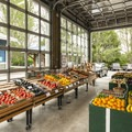 Bill Pace Fruit and Produce at Mercer Slough Nature Park.- Mercer Slough Nature Park