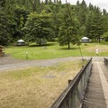 Tolt-MacDonald Park and campground on the west side of the river.- Tolt-MacDonald Park