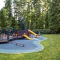 Priest Point Park playground.- Priest Point Park