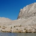 Guitar Lake.- Mount Whitney, Cottonwood Pack Station
