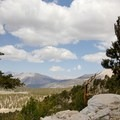 Gorgeous views on the Cottonwood approach to Mount Whitney.- Mount Whitney, Cottonwood Pack Station