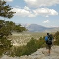Backpacking to Mount Whitney from the Cottonwood Pack Station.- Mount Whitney, Cottonwood Pack Station