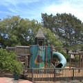 Playground at Berkeley Aquatic Park.- Aquatic Park