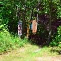 Harris Ranch Trailhead #1347.- Harris Ranch Trail