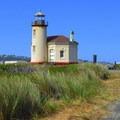 Coquille River Lighthouse.- Coquille River Lighthouse