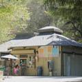 Lake Anza concession stand.- Lake Anza
