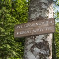 The Mount Washington/Great Wall junction.- Mount Washington