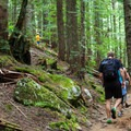 It's a well-travelled trail!- Talapus Lake