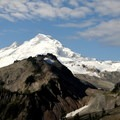 Mount Baker (10,781') from Table Mountain.- Table Mountain